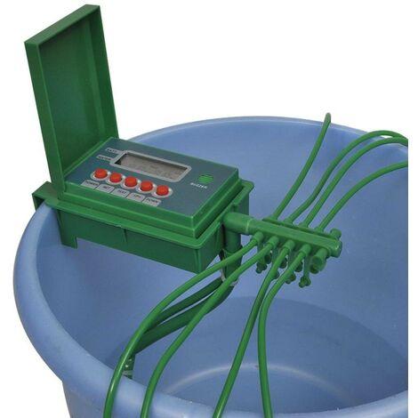Sistema di Irrigazione Automatico con Spruzzatore e Timer VD24181