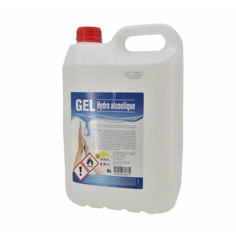 Gel hydroalcoolique 5L - Scalp