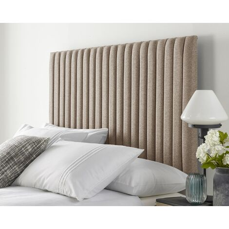 Catherine Lansfield Soho Collection Headboard, Natural