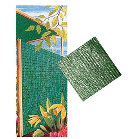 Malla Ocultacion 1.5X50Mt Polietileno Verde Natuur Nt61358 61358