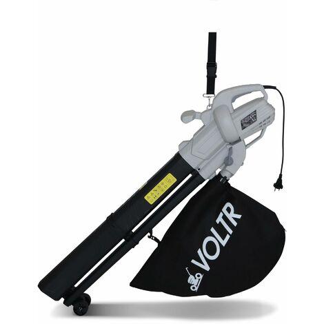 Aspirateur souffleur et broyeur à feuilles 3000W VOLTR - Outil électrique