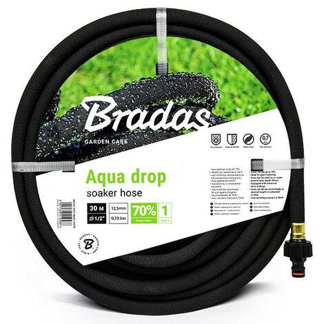 Tubo flessibile di irrigazione poroso Ø 12,5 mm Lunghezza 30 metri