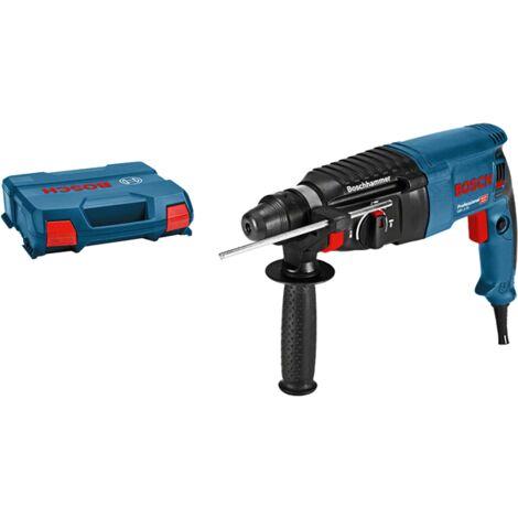 BOSCH SDS-plus GBH 2-26 Professioneller Bohrhammer - 830W 2.7J - Mit Koffer und Griff - 06112A3000