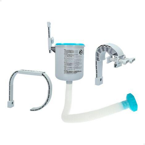 Skimmer deluxe intex filtro 3.028 l/h easy set-metal frame