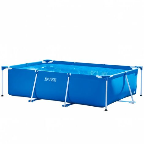 INTEX 28270NP - Piscina desmontable small frame 220x150x60 cm - 1.662 l