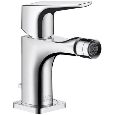 Hansgrohe Axor Citterio E single-lever bidet mixer with lever handle and drain set, colour: chrome - 36121000