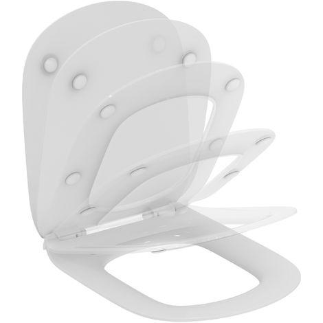 Ideal Standard Tesi Ultra-Flat-Soft-Close (T352701)