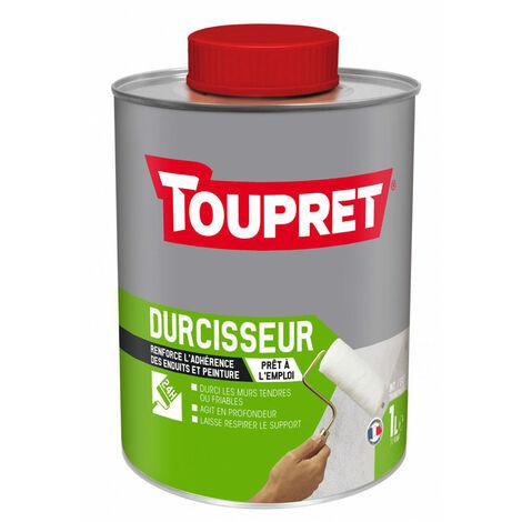 Durcisseur fixant et pénétrant pour supports tendres et friables Durcir Mur Toupret - Intérieur et extérieur