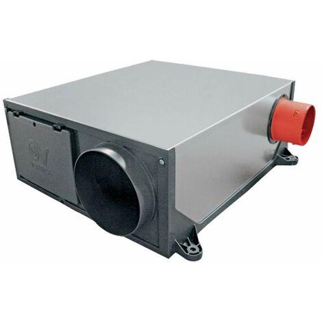 CMV sensible a la humedad con 2 respiraderos y 2 bocas extraplanas