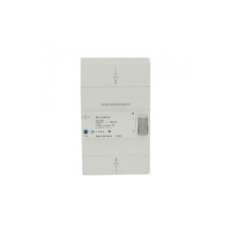 Itron 400028 Disjoncteur de Branchement EDF type 4P - 10-30A - 500mA - Sélectif - SDB IV 500 30A S