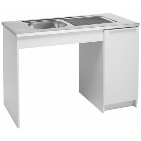Möbel cuisinundte BOREAder ou CADundTE melamine PMR Breit 120 cm KŠfig , MOfurRNA, ref. ABCH120D05