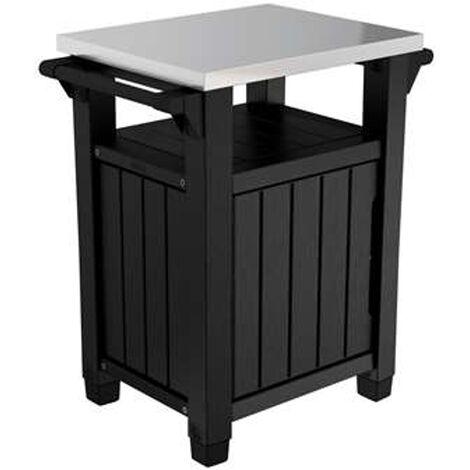 tavolo Keter barbecue Unità classico grigio