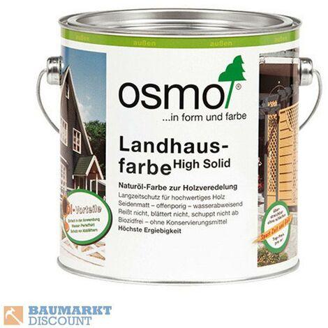 Osmo Landhausfarbe 0,75 Liter