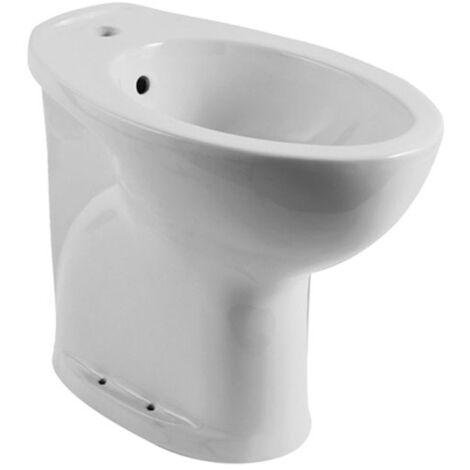 Bidet terza età e disabili ceramica bianca art.152-T300