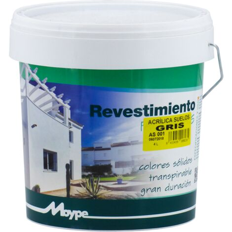 Pavimenti pittura acrilica Moype
