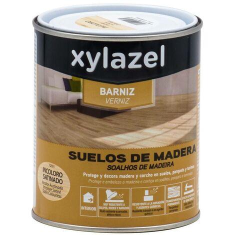 Vernice per pavimenti in legno satinato Xylazel | 750 mL