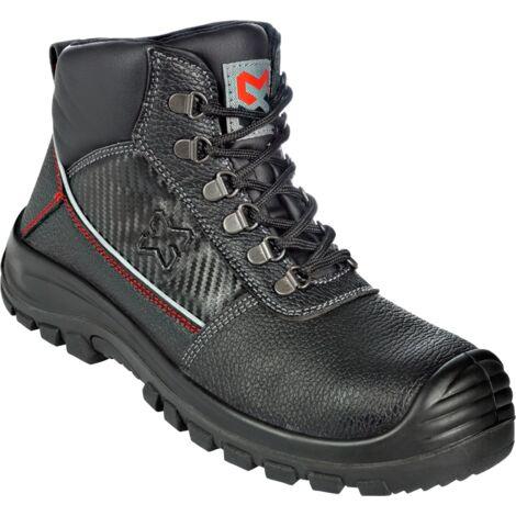 Chaussures de sécurité montantes Würth MODYF Hercules S3 SRC noires
