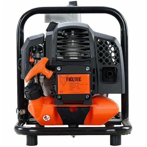 Pompa acqua con motore a benzina 2 tempi, fino a 35m 15000 l/h FUXTEC FX-WP152