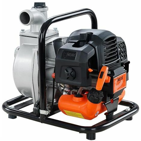 Pompa acqua motore a benzina 2 tempi, fino a 30m e 8000 l/h FUXTEC FXWP143