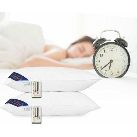 Polyester Fibre filled Luxury Pillow - 4PCS