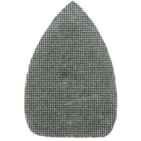 100 X Delta schleifdreiecke Papier abrasif Triangle 93 x 93 x 93 mm Velcro p400