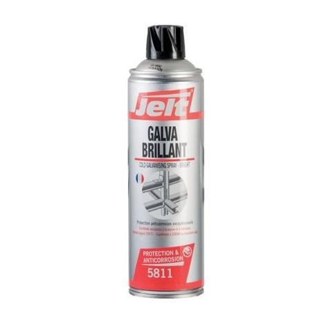 Antirouille Galva - Aérosol de 500 ml - Jelt