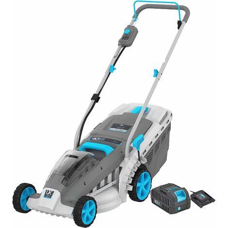 (standard kit) Swift 40V 37cm Cordless wide battery Lawn Mower