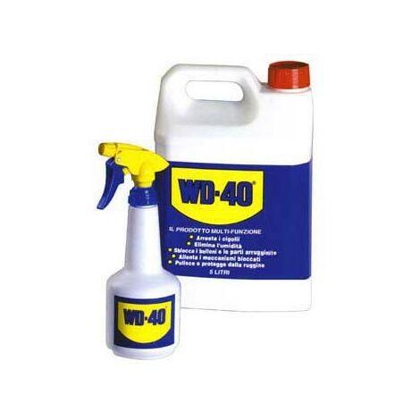 WD-40 Tanica Lubrificante formato 5 litri Linea - Multifunzione