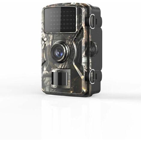 Perle rare Caméra de la faune 12 MP avec détecteur de mouvement Vision nocturne Caméra de chasse à la faune, caméra de la faune