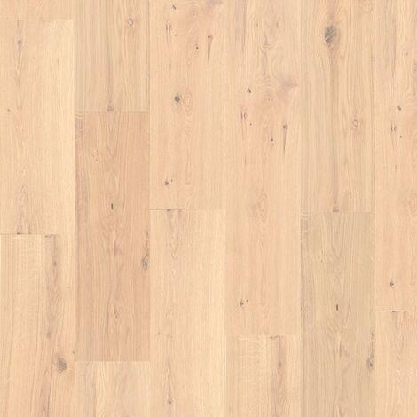 Parquet Contrecollé- Chêne Clair- Bastille -Verni brossé - lar.15.5 cm   1.52 mètre carré