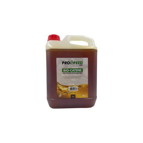Prospeed bio-catene 5 lt olio liquido protettivo per catena motesega biodegradabile