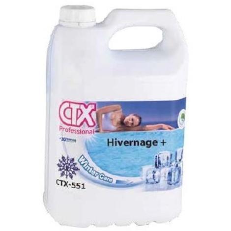 Produit Hivernage Piscine 3 Actions sans cuivre 5 litres Astral Pool CTX-556