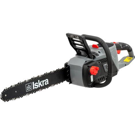 Motosega a batteria ISKRA IX-EC36 Famiglia X-CROSS GARDEN 4Ah 36V