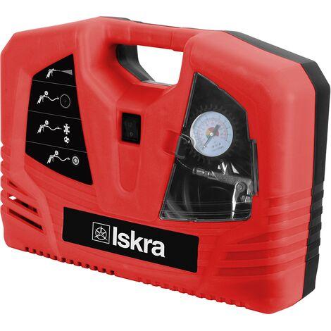 Compressore d'aria Portatile ISKRA BC1100 1,1kW 1,5Hp