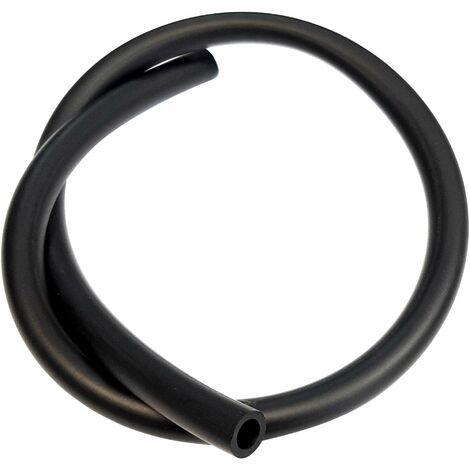 Durite essence noire 3mm longueur 1m haute qualité spéciale hydrocarbure tuyau carburant