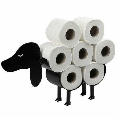Dog Toilet Roll Holder | Pukkr