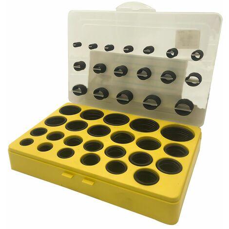 Kit guarnizioni o ring 42 misure diverse 666 pezzi anelli gommini 02077