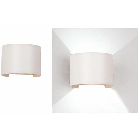 Applique LED da parete moderno bianco luce naturale angolazione regolabile FD-9