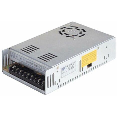 Alimentatore 24V 20A 220V stabilizzato trasformatore switch trimmer ventola