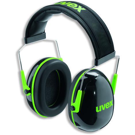 K1 Kapselgehörschutz EN 352-1 Farbe grün
