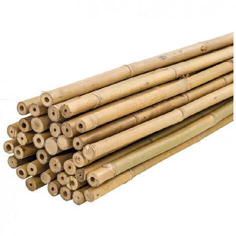 Plantawa Tutores de Bambú 90 cm Pack 25 Unidades
