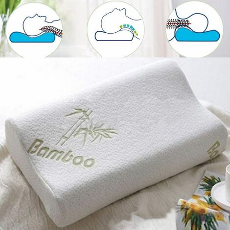 Rebound Cushion Memory Foam Pillow For Pain Relief