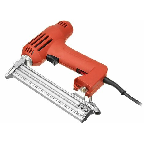 Woodworking Tool Electric Nailer 220V 1800W Straight Nailer 10-30mm WASHED