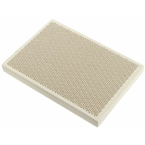 Welding Ceramic Bee Nest Card Heating Plate 135X95X13Mm WASHED