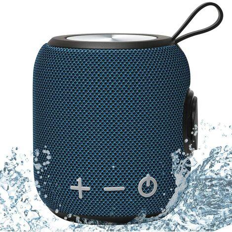 Wireless Bluetooth Speaker Creative Equipped Mini Low Fabric Fabric Low Loudspeaker Card