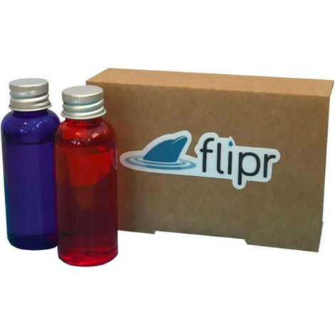 Kit de calibration FLIPR pour analyseur d'eau Flipr