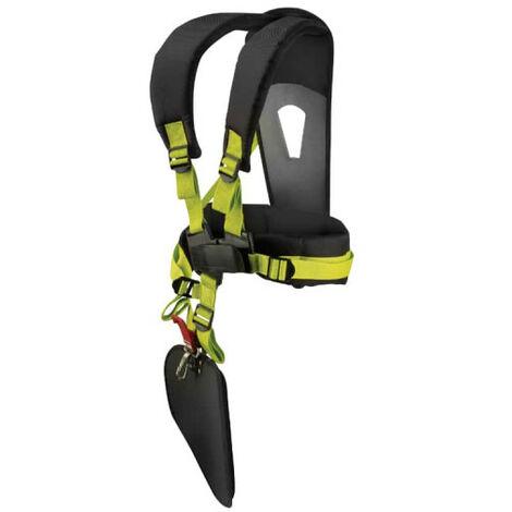 Harnais ergonomique RYOBI universel pour débroussailleuse RAC138