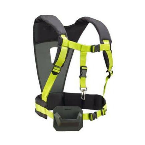 Harnais ergonomique RYOBI universel pour élagueurs toutes marques RAC805