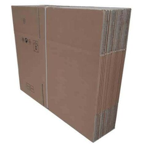 Carton de déménagement 40x30x27cm X 20