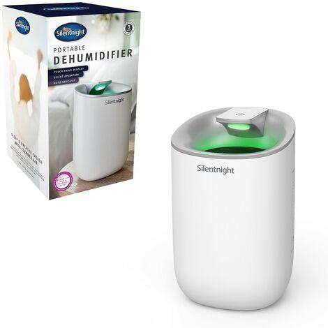 Silentnight 39899 Dehumidifier, Plastic, 23 W, White